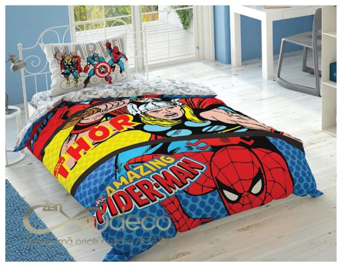 Cum să alegi cea mai bună lenjerie de pat pentru copii, pentru un somn liniștit